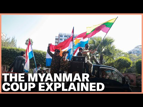 Foreign Policy Experts Explain the Coup in Myanmar   Pod Save the World