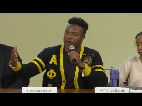 West Michigan Presidents' Campus Compact Committee presents Student Equity panel discussion
