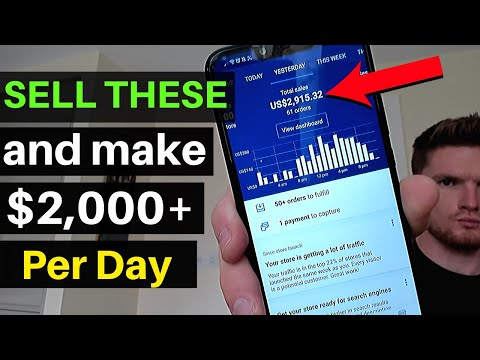 Sell These 12 Products Now And Make $2000/Day In December | Shopify Dropshipping Winning Products thumbnail