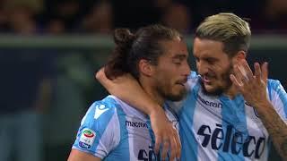 Il gol di Caceres - Fiorentina - Lazio 3-4 - Giornata 33 - Serie A TIM 201718