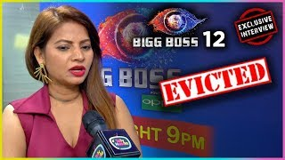 Megha Dhade EVICTION Interview | Bigg Boss 12 | EXCLUSIVE | TellyMasala