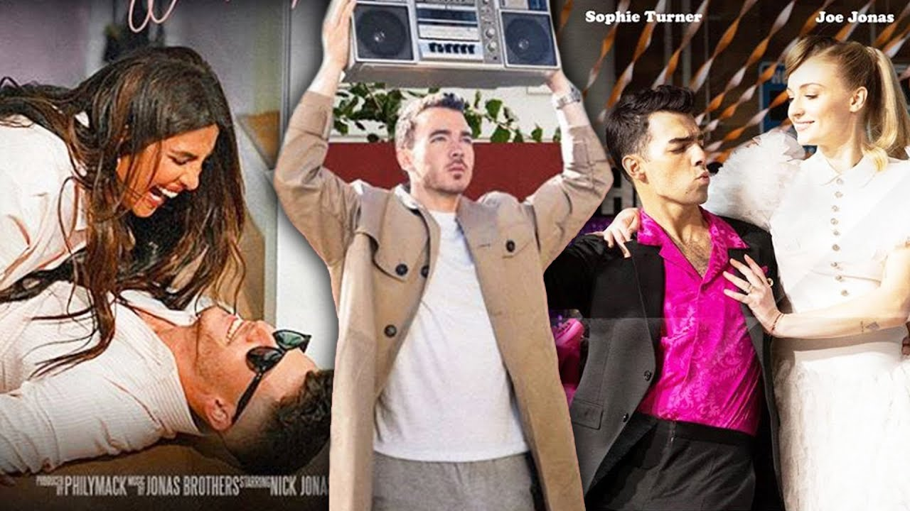 Jonas Brothers 'What a Man Gotta Do' music video details ...