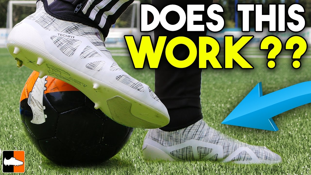 3e69272fa3df New Way To Wear Boots  adidas Glitch Soccer Cleats - YouTube