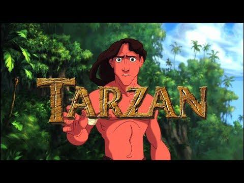 Tarzan Tribute (Better Love - Hozier)