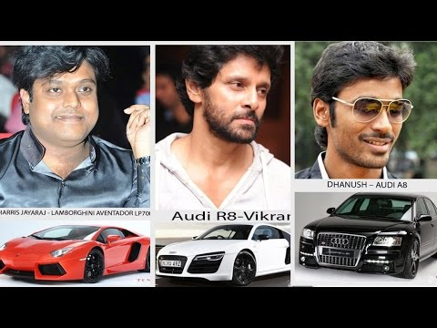 Kollywood Actors cars Collection | Rajini | Vijay | Ajith | Tamil Movie Updates