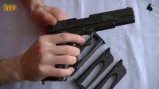 Знакомство с Gletcher CLT 1911 4,5мм или псвевдопистолет Colt M1911A1(ПОНРАВИЛОСЬ!?!) Ставим ЛАЙКИ! Подписываемс..., 2013-04-17T18:58:22.000Z)