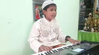 AISYAH ISTRI RASULULLAH Cover by Valen Akbar sang Player Cilik