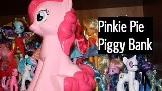 My Little Pony: Pinkie Pie Piggy Bank - Review