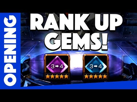 Variant Completion: R3 and R4 Rank Up Gem Crystal Opening!