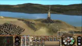 Battle of Algarve - Portugal vs Moors (Medieval 2  Total War)