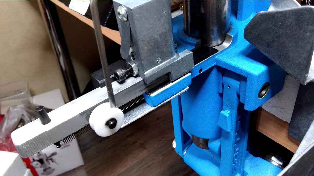 Dillon RL550 primer feed issue and solution