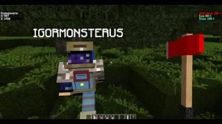 Зомби Апокалипсис приключения на лабораторию(stream craft)