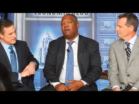 DEC Lunch: Detroit Lions MNF - Former QB Rodney Peete Talks About Barry Sanders