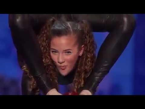 14 yaşındaki kızdan muhteşem performans