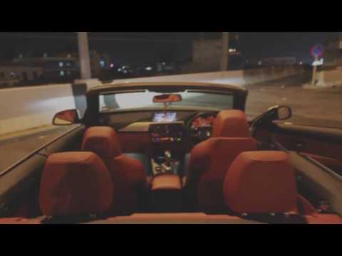 BMW 420i  convertible sport  Night ON Thailand