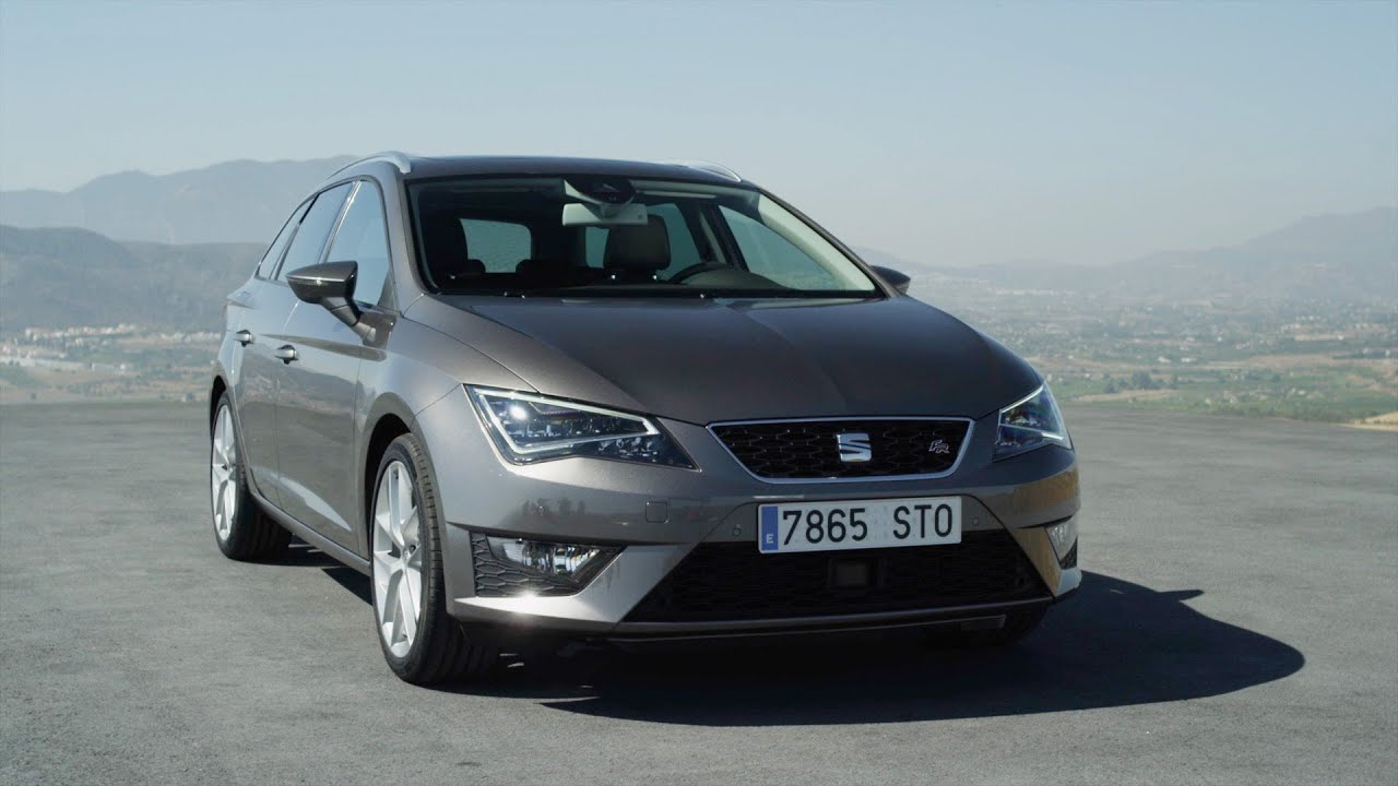 new 2014 seat leon st youtube. Black Bedroom Furniture Sets. Home Design Ideas