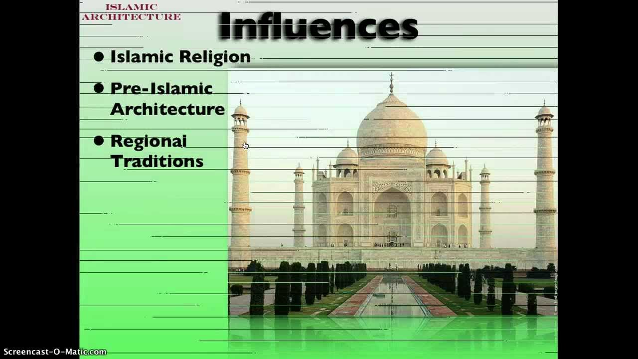islamic architecture youtube