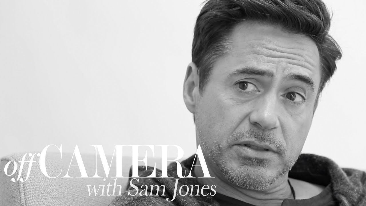 Download Robert Downey Jr. Tells the Story Behind His 'Chaplin' Audition