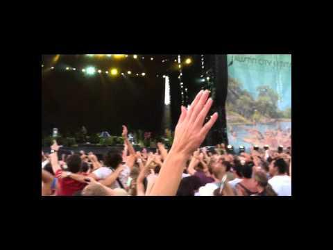 Austin City Limits 2011 - Coldplay, Pretty Lights, Cut Copy and Stevie Wonder
