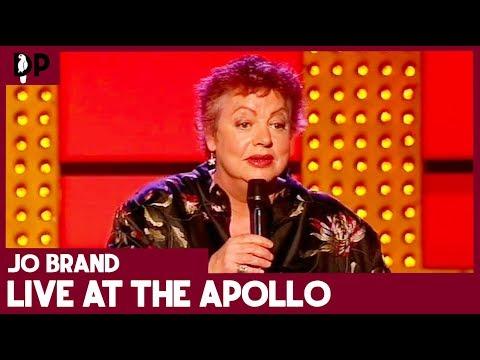 Jo Brand  Live At The Apollo  Season 3  Dead Parrot