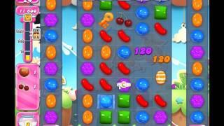 Candy Crush Saga Level 726 3 sterren