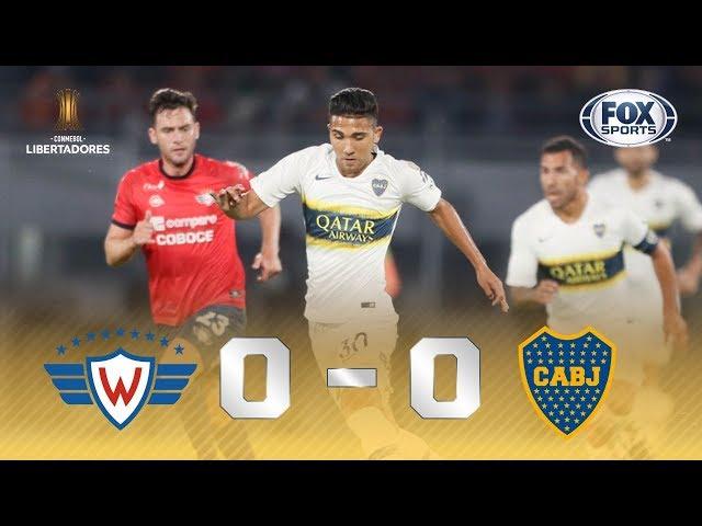Melhores momentos de Jorge Wilstermann 0 x 0 Boca Juniors pela Conmebol Libertadores