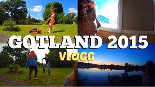 GOTLAND 2015 | VLOGG