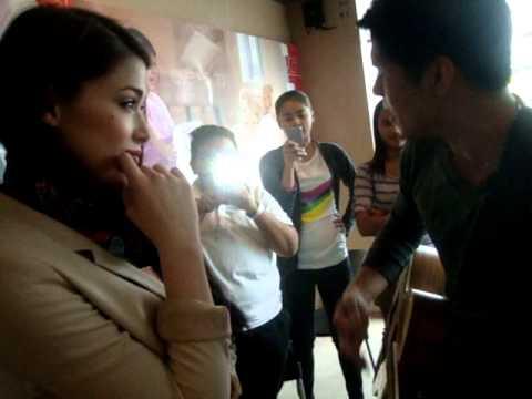 Aljur abrenica surprise Kylie Padilla