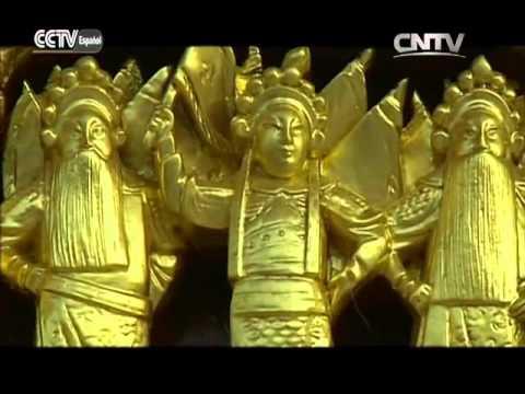 DOCUMENTAL 01/26/2016 Beijing—La ópera de Beijing:antigua y moderna