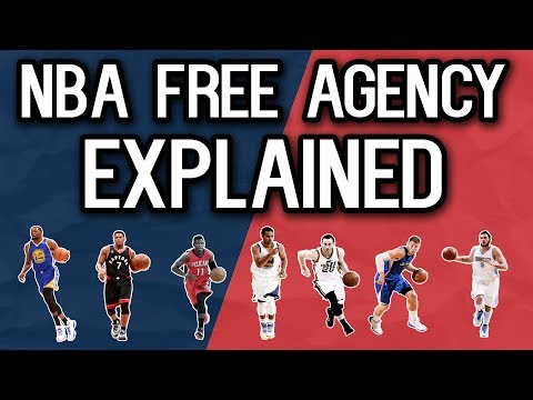 NBA Free Agency Explained