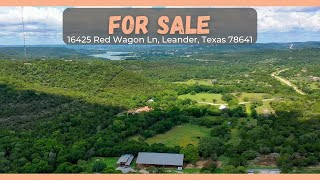 Breathtaking Gorgeous Hill Country Land For Sale   16425 Red Wagon