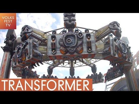Transformer Cannstatter Wasen 2015 (Volksfest Stuttgart)