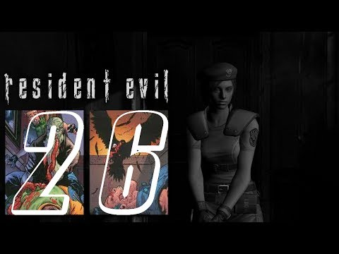 Absolutely Almost playing Resident Evil Remake |26|