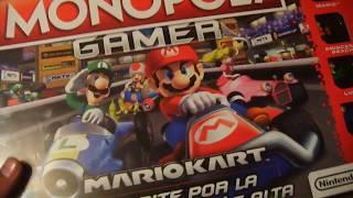 Monopoly Gamer en oferta - Mario kart