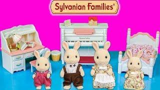 Sylvanian Families Oyuncakları Eşya Paketlerini Açıyorum | EvcilikTV