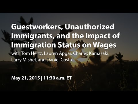 Guestworkers, Unauthorized Immigrants, and the Impact of Immigration Status on Wages
