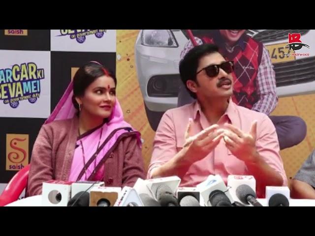 Shreyas Talpade directs and acts in 'SARCAR Ki Seva Mei'
