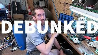 Débunkage d'une vidéo Facebook : Les bougies irridium / laser