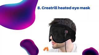 Top 10 Best Heated Eye Masks Reviews