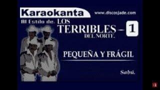 Karaokanta - Terribles del Norte - Pequeña y fragil