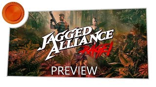 Jagged Alliance Rage - Preview - Xbox One