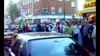 twenty tweny final, celebrations in southall