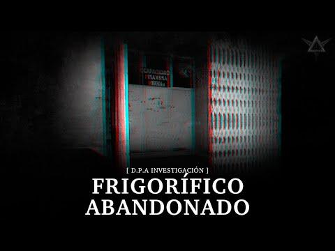 [División Paranormal Argentina] D.P.A. S01E02 Frigorifico Abandonado - Investigacion completa HD