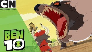 Ben 10 | Beating the Bullies | Cartoon Network