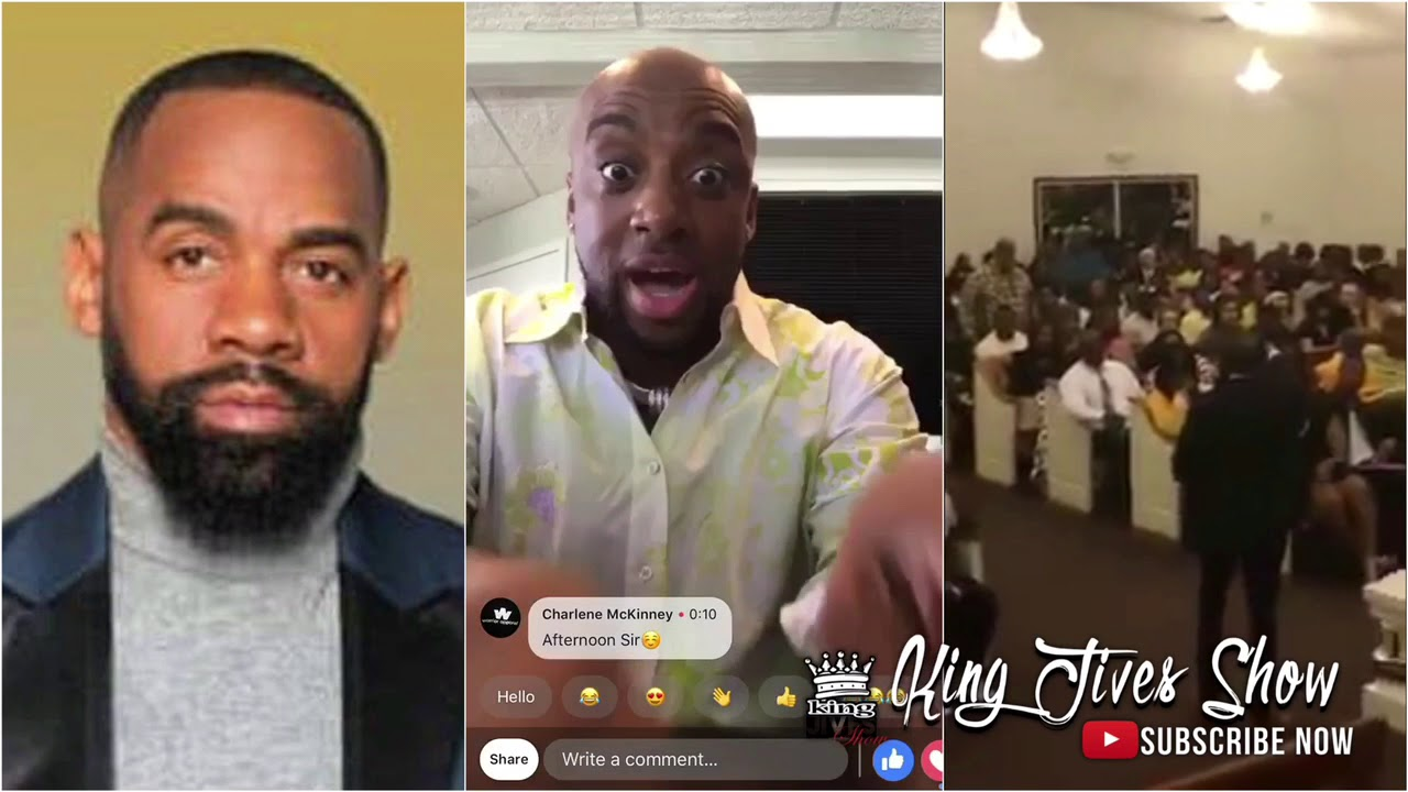 Pastor Tim Rodgers vs Bishop Bullwinkle Hell Nah | Hell is a fairytale, He Said IT‼️💁🏽♂️