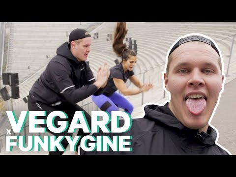 Vegard X Funkygine #33: Trappetrening i Holmenkollen