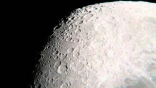 EOS 5D Mark Ⅱ를 활용한 달 촬영 영상