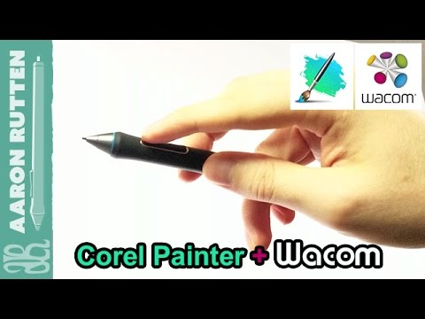 Enhance Your Digital Art with a Wacom Tablet and Corel Painter