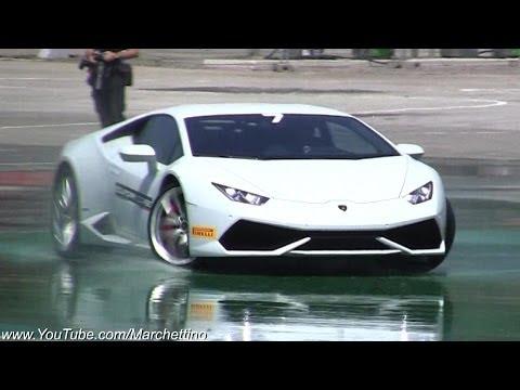 Lamborghini Huracan - Will it Drift?