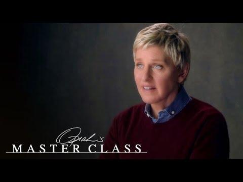 The Backlash Ellen DeGeneres Faced After Coming Out | Oprah's Master Class | Oprah Winfrey Network